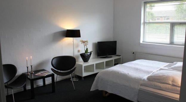 B&B Bed and Breakfast Herning Sov i Herning Bed & Breakfast Rønnebærvej 5 7400 Midtjylland