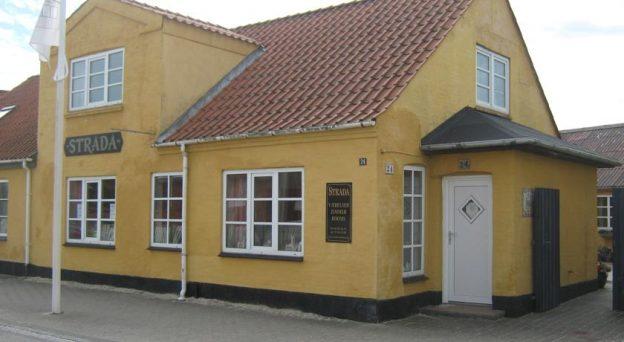 B&B Bed and Breakfast Løkken Strada Bed & Breakfast Nørregade 24 9480 Nordjylland