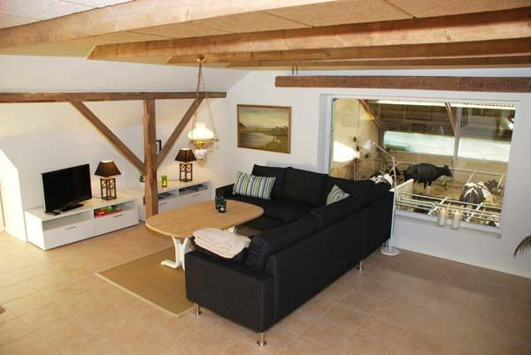 B&B Bed and Breakfast Lemvig Houdam Farm Holiday Houdamvej 7 7620 Vestjylland