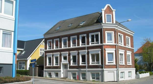 B&B Bed and Breakfast Nørresundby Aalborg City Rooms ApS Lille Borgergade 16 Kdl 9400 Nordjylland