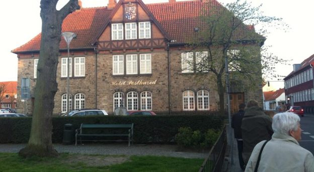 B&B Bed and Breakfast Rønne Hotel Posthuzed Lille Torv 18 3700 Bornholm