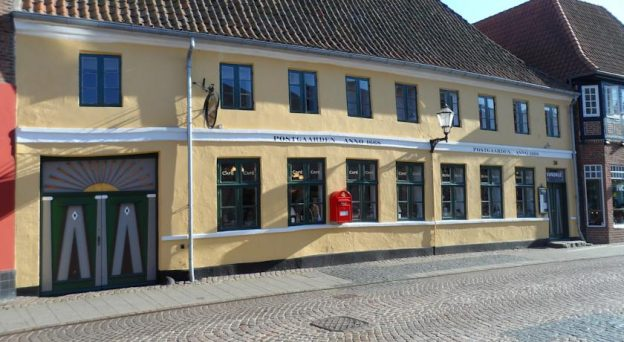 B&B Bed and Breakfast Ribe Postgaarden Bed & Breakfast Nederdammen 36 6760 Sydjylland