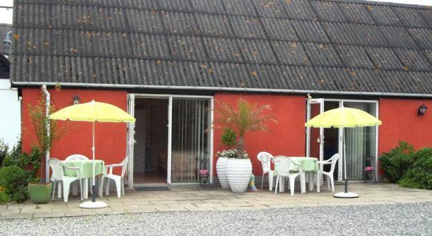 B&B Bed and Breakfast Saltum Bed and Breakfast Vester Hjermitslev Blæshøjvej 14 9700 Nordjylland