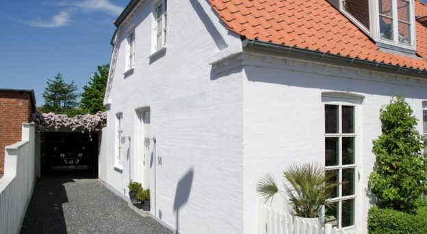 B&B Bed and Breakfast Samsø Balliwood B&B Aavej 14